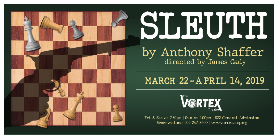 Mystery Play: Sleuth